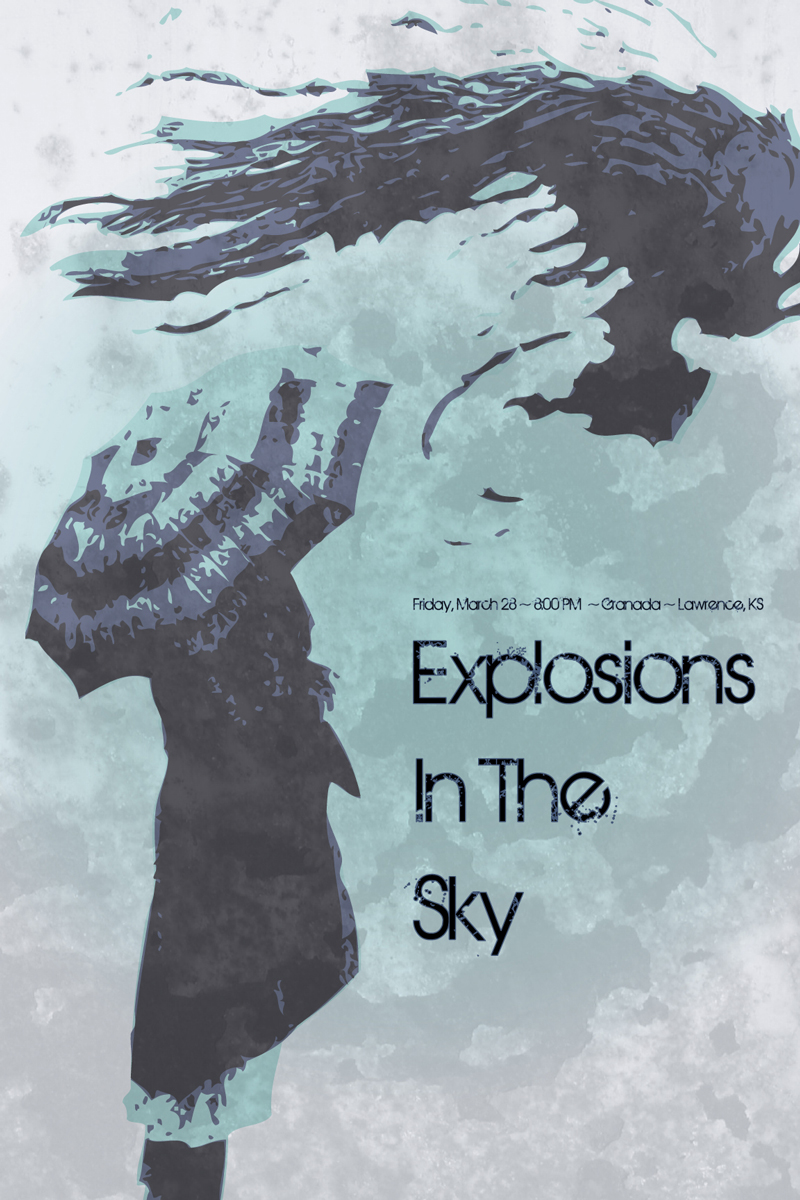 Explosions in the Sky Flier
